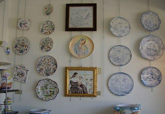 Albisola ceramiche d 39 arte guarino ceramica e porcellane for Subito liguria arredamento